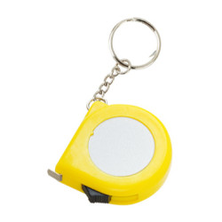 Tape Measure Keychain
