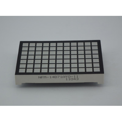 1.40inch 11×7 Dot Matrix Display