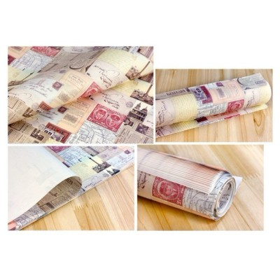 Printed Gift Wrapping Paper