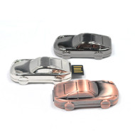 Metal Shape Car USB Flash