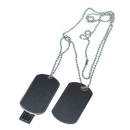 Metal New Necklace USB Flash Drive