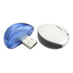 Plastic Custom Shaped USB Flash Drive