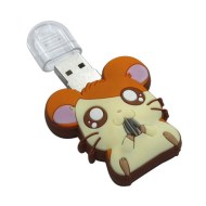 PVC Cute Cartoon USB Flash Drive