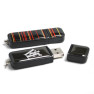 Plastic Black USB Flash Drive With Good Quality