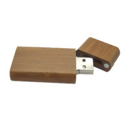 Wood Fashion  Crystal Gift USB Flash drive