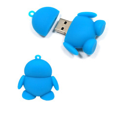 PVC Cheaper Promotional Gift USB Flash Drive