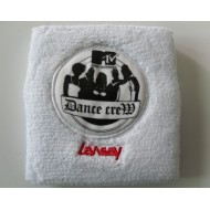 100% Cotton Sports Patch Sweatband