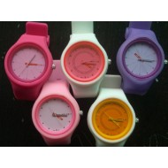 Popular Jelly And Fashion Silicone Watches