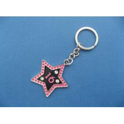 Star Shape Metal Kerying