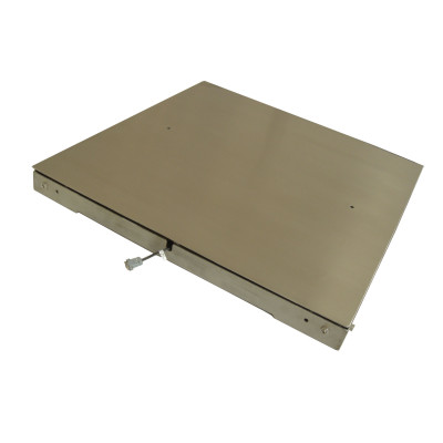 Stainless steel floor scales