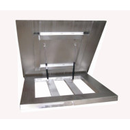 Washdown Stainless steel floor scales