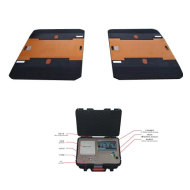 Wireless Axle weighing scale