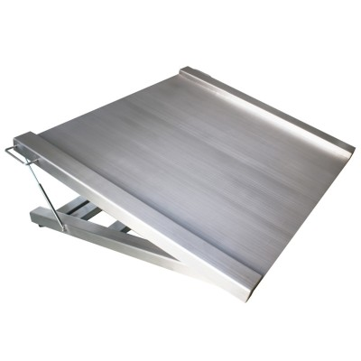 Stainless steel floor scale waterproof