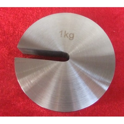 Stainless steel test Weight