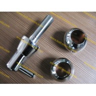 Interchangeable Hitch Ball Set 2 ball