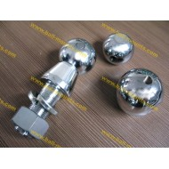 Interchangeable Hitch Ball Set 3 balls