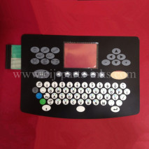 Domino Membrane Keyboard Assy