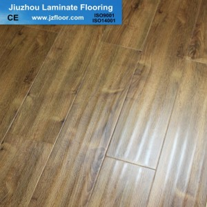12MM HDF CE  LAMINATE FLOORING
