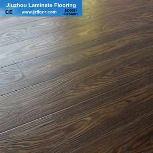 12mm new design good quality registered laminate flooring