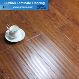 12MM BEST PRICE OF HANDSCRATCH  LAMINATE FLOORING