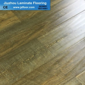 12MM QUALITY CHOICE  HANDSCRAPED  LAMINATED FLOOR