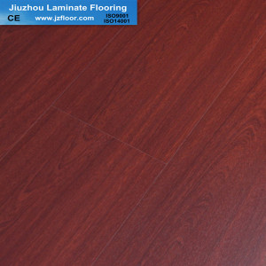 8mm good quality crystal HDF  laminate flooring