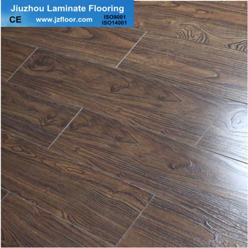 8mm 12mm Hdf Arc Click Registered Laminate Flooring China Match