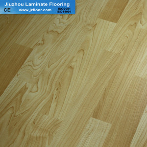 middle embossed germany technology laminate flooring