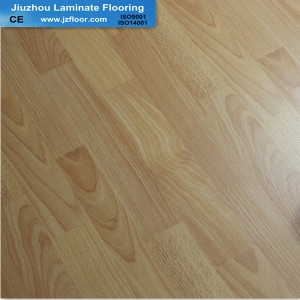 High quality germany technology  little embossed laminate flooring