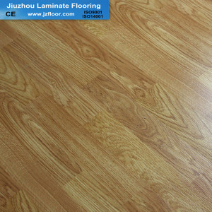 12mm germany technology  HDF little embossed laminate flooring