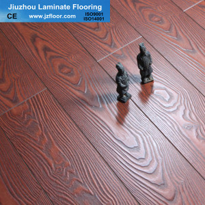 12mm Match Registered Ac3 HDF Laminate Flooring