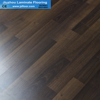 HDF AC3 good quality little embossed laminate flooring