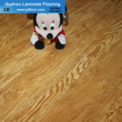 best quality indoor decoration registered laminate flooring