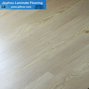 high quality middle embossed laminate flooring