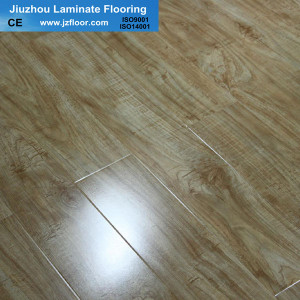 12mm quick lock  glossy  laminate flooring