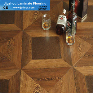 12mm e1 standard best quality parquet laminate flooring