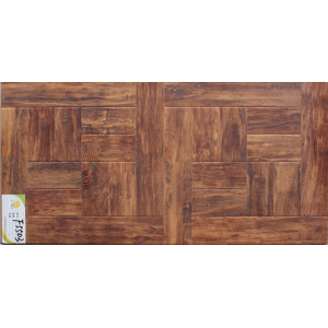 12mm e0/e1 water-proof square parquet laminate flooring