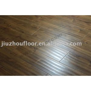 12mm decorative handscraped commercial laminated flooring