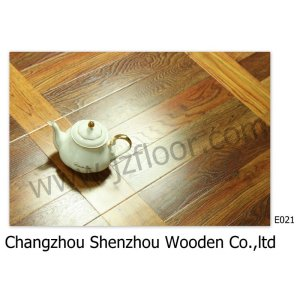 China Laminate Flooring