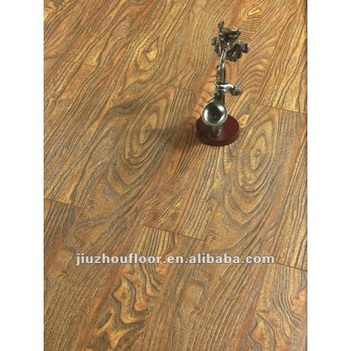 Easy Click With V Groove Paint Match Registered Laminate Flooring