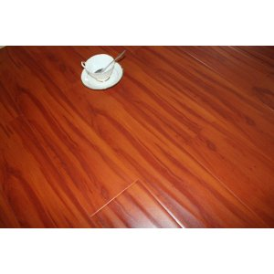 Handscraped Water-proof laminate flooring Ac3 12mm