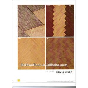 Vantic finish 12mm Popular laminate flooring
