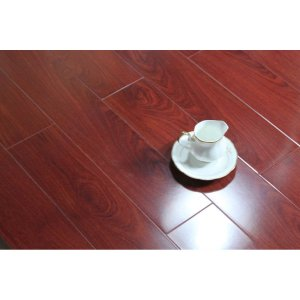 High gloosy Ac3 CE laminate flooring