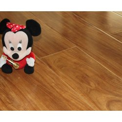 High gloosy Water-proof laminate flooring Ac3 12mm