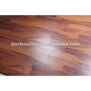 Water-proof laminate flooring Middle embossed Best price