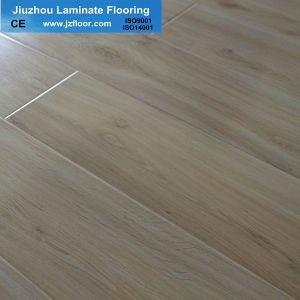 super high gloosy indoor decoration laminate flooring good quality