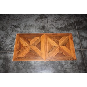 12mm e0/e1 square parquet laminate flooring