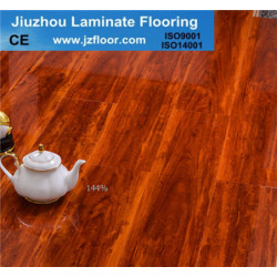 12mm Piano   Laminate wooden  Flooring