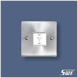 3-Pole Fan Switch 10A 250V (T Range)