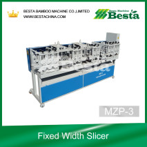 Fixed Width Slicer, bamboo Strip Slicing Machine